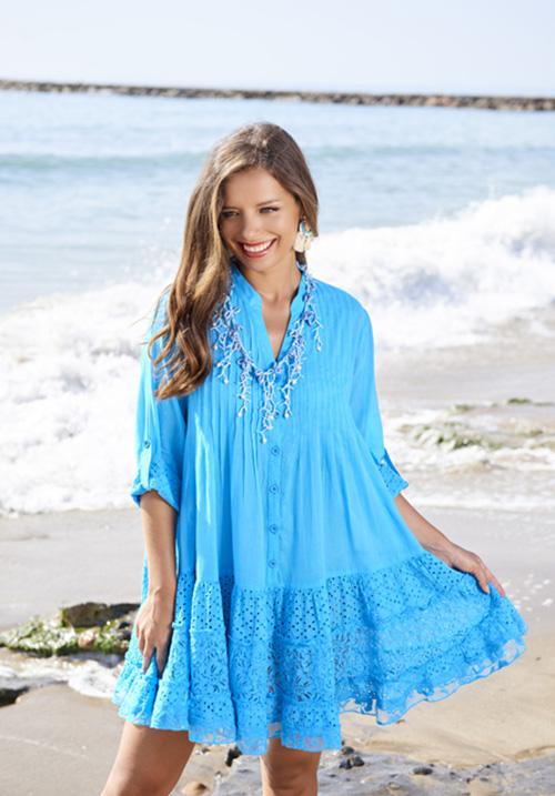 Пляжное платье AnastaSea 2305 F-2C