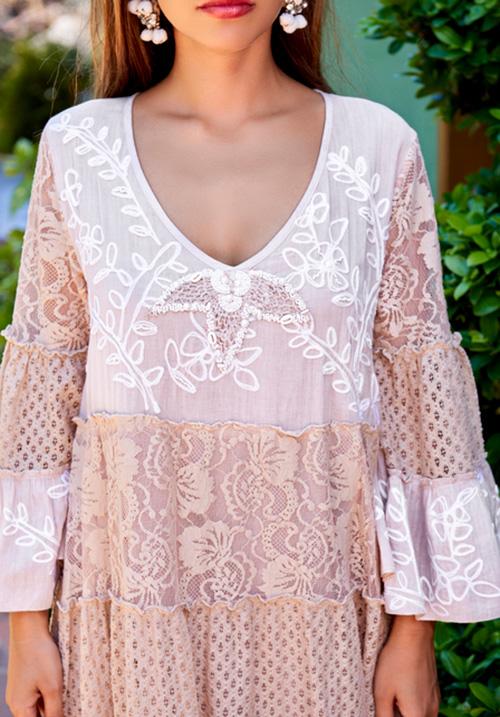Пляжное платье AnastaSea 2555 A-6C