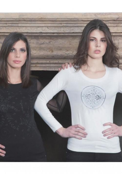 Трикотажная блуза Monella