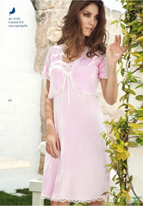 Комплект: Сорочка с болеро ANDRA