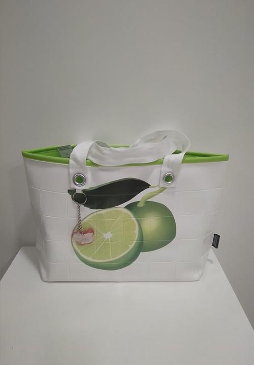 Сумка пляжная Miamipop Lime