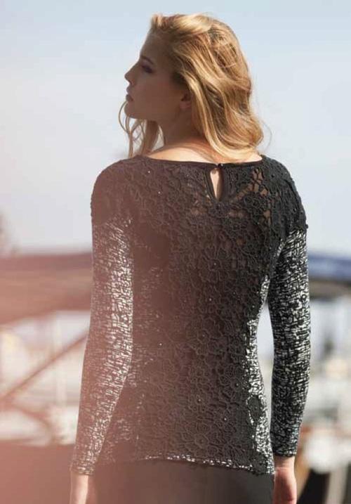 Блуза LEO & UGO TES750