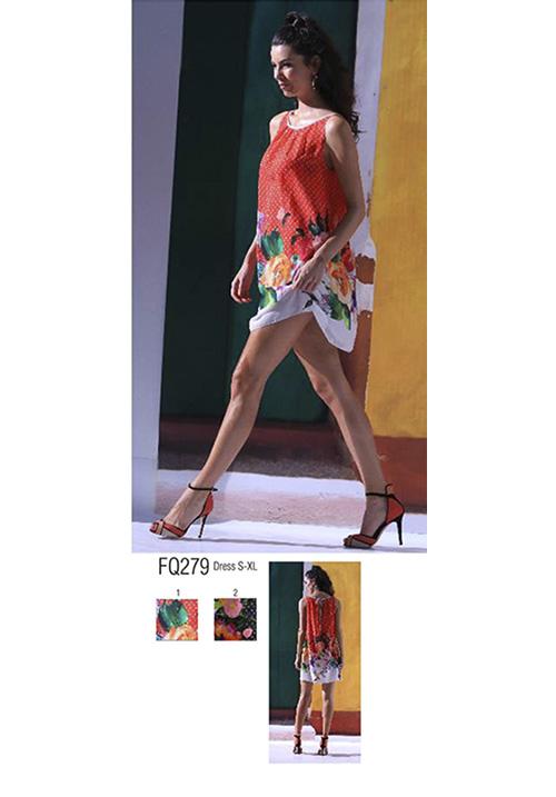 Пляжное платье Jolidon FQ279