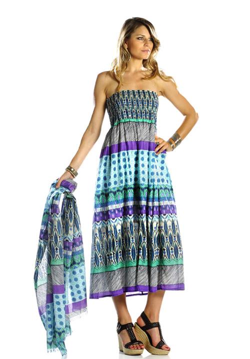Пляжное платье Roby zu