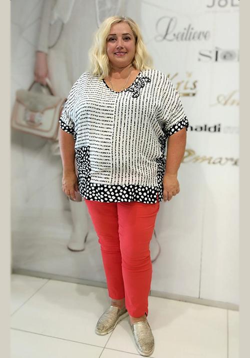Блуза AY-SEL 21525