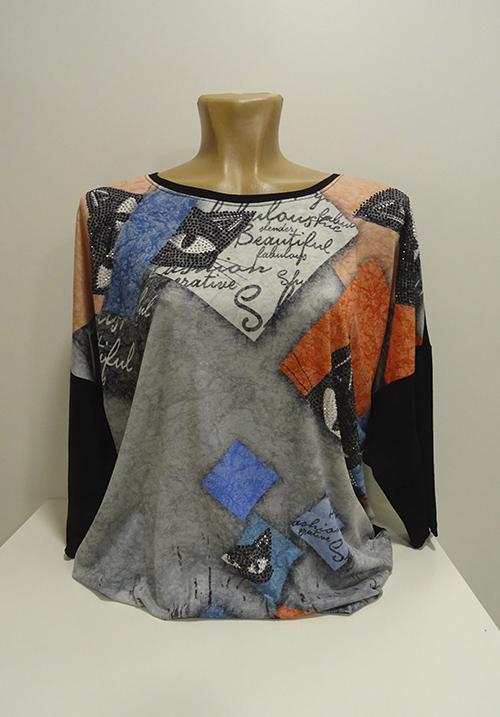 Блуза AZRA A-4974