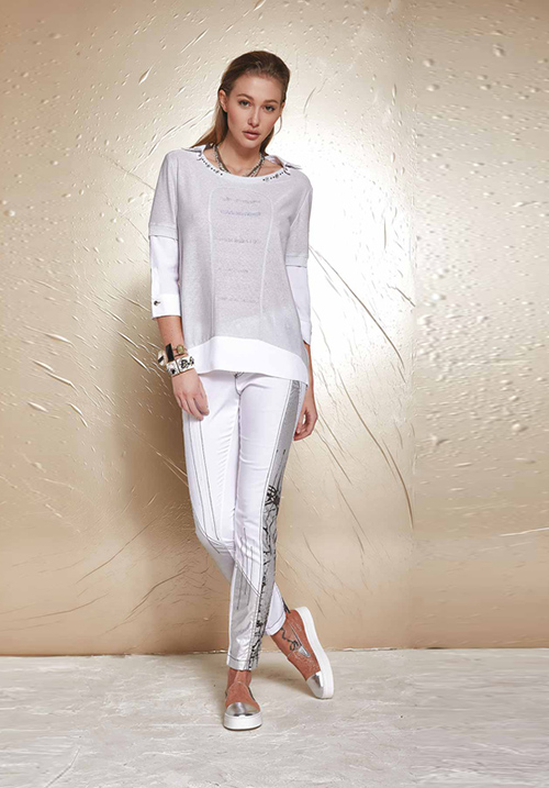 Блуза Elisa Cavaletti 175027108
