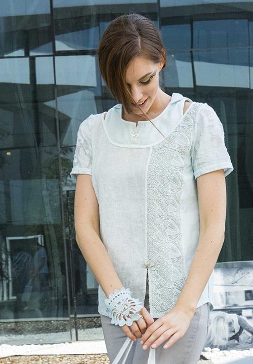 Блуза Elisa Cavaletti ELP195042405