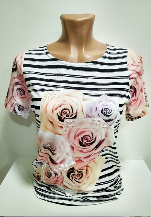 Блуза LEO & UGO TSD750