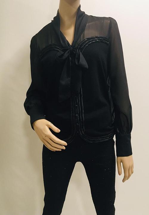 Блуза LEO & UGO AH991-4