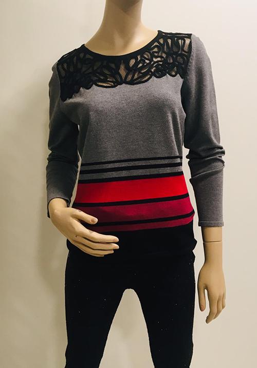 Блуза LEO & UGO BH789-5
