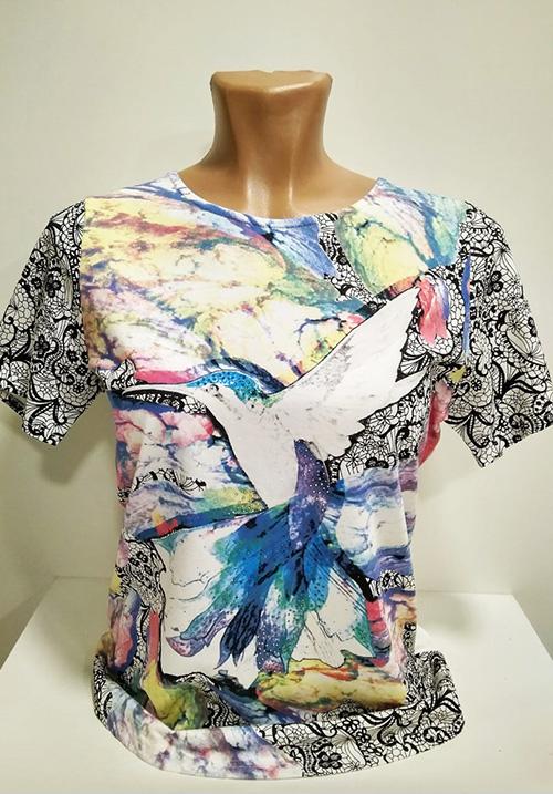 Блуза LEO & UGO TSD175