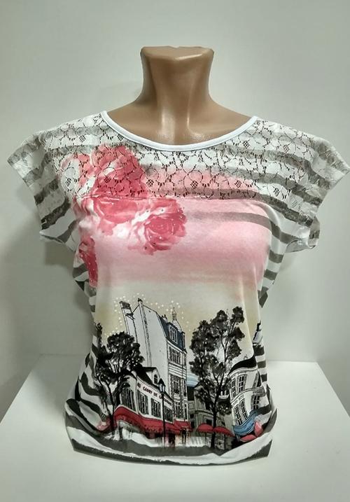 Блуза LEO & UGO TSJ 542