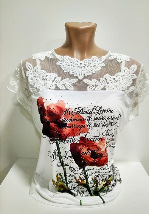 Блуза LEO & UGO TSJ515