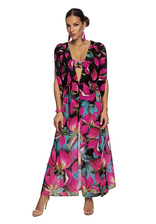Платье длинное Magistral Carmen