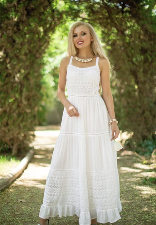 Пляжное платье Freshcotton 635 F-1C