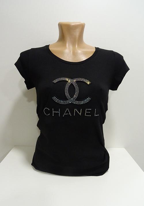 Футболка Chanel A-2066