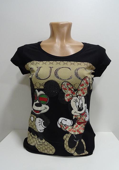 Футболка Gucci A-7052