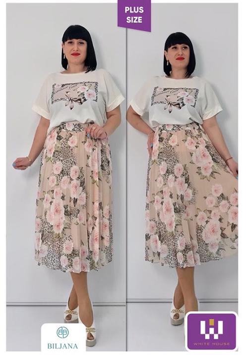 Костюм (блуза+юбка) BILJANA