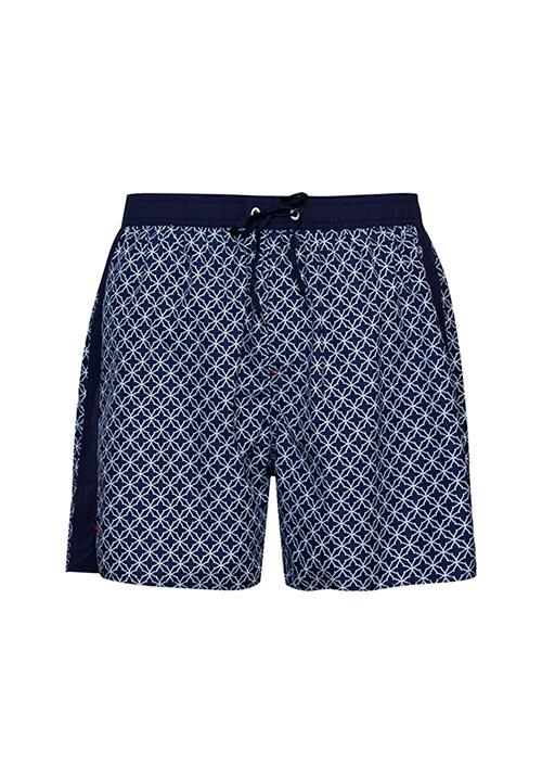 Мужские мини-шорты свободного кроя Marc & André Menswear