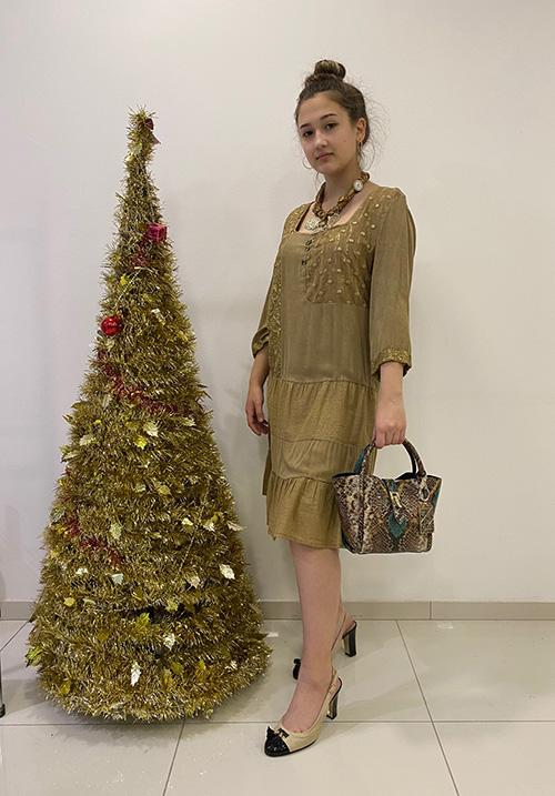 Платье Elisa Cavaletti A182066702