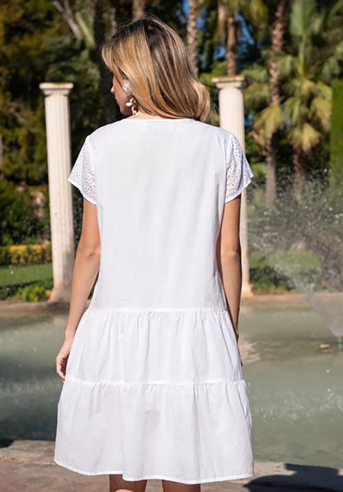 Платье из 100% хлопка Fresh Cotton