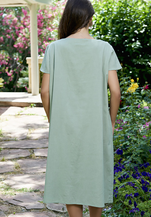 Платье миди AnastaSea