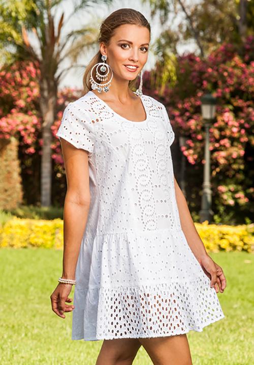 Платье мини Fresh Cotton