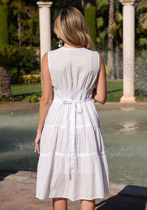 Платье на подкладе Fresh Cotton