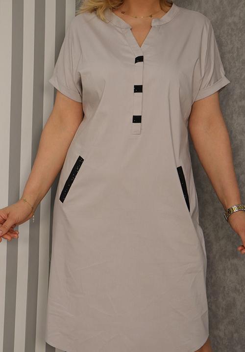 Платье прямое STELLA