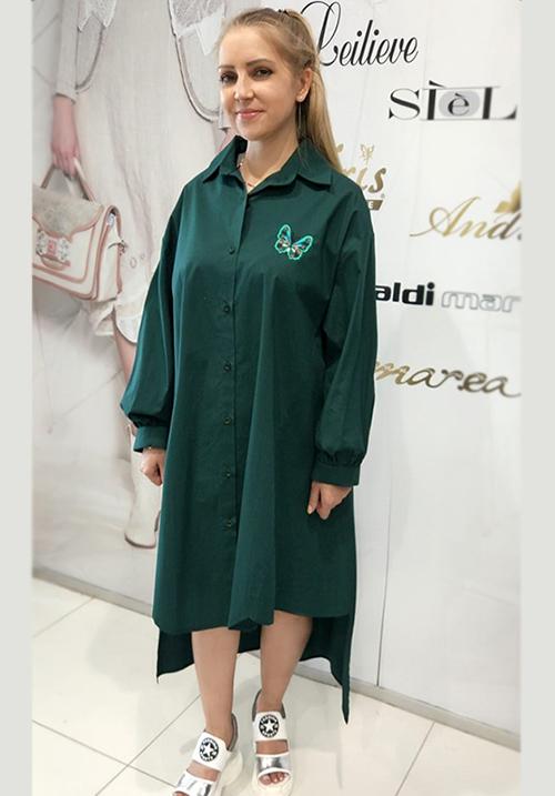 Платье-рубашка Mon Cheri 344-6869-878-19