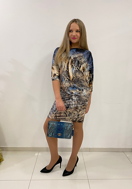 Платье S-twelve D8526-8