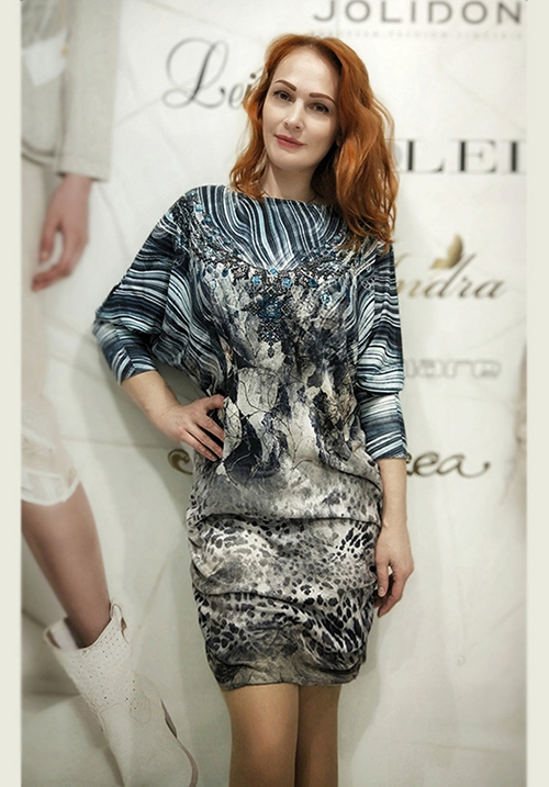 Платье S-twelve D8548-1