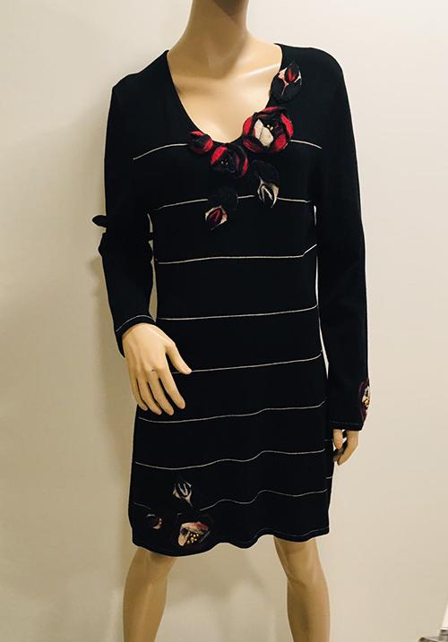 Платье-туника Phillipe Carat A-PRALINE