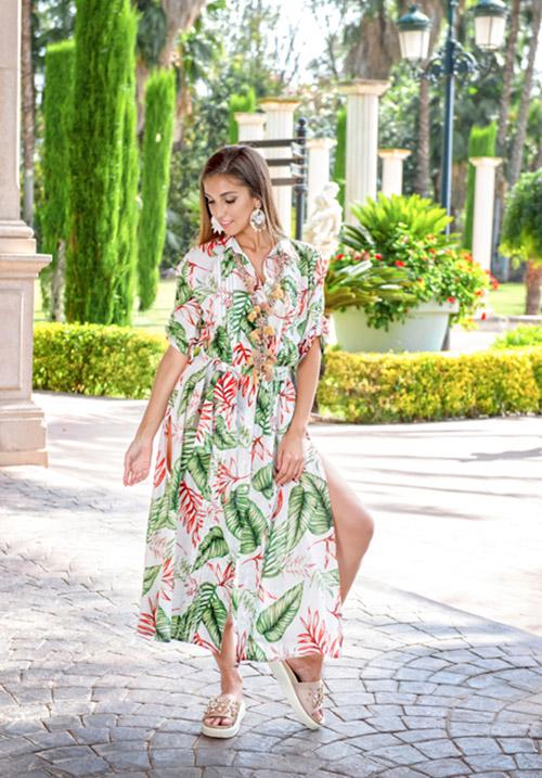 Пляжное платье Indiano 2525