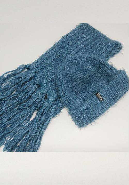 Комплект: Шапка с шарфом Enrico Coveri 39/1