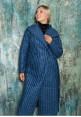 Стеганное пальто Marco Moretti 5001-12