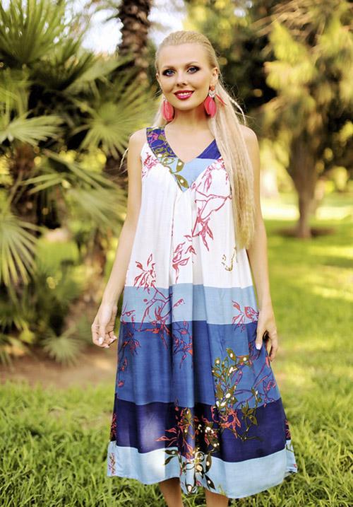 Пляжное платье Freshcotton 705 I-1V