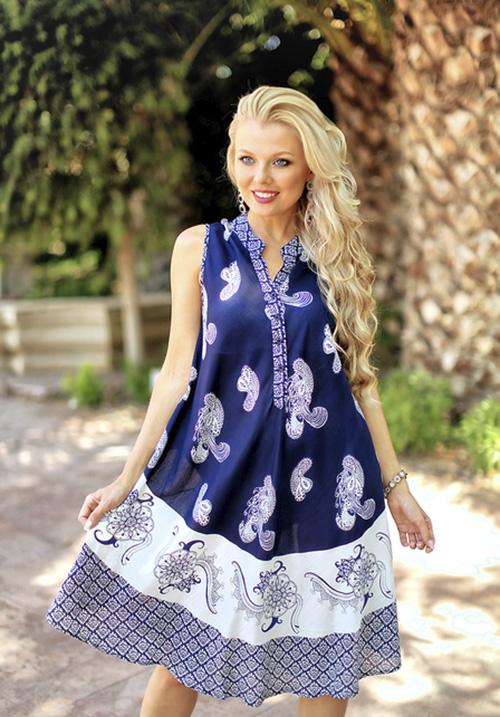 Пляжное платье Freshcotton 714 I-1V